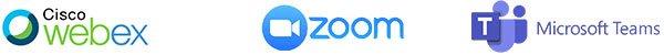 Cisco, Zoom, Microsoft Teams
